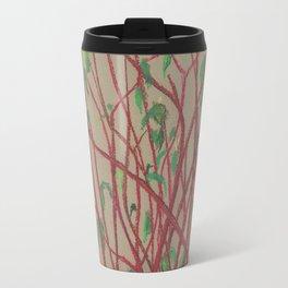 Red twigs Travel Mug