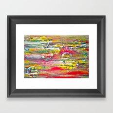 SpeedBall Framed Art Print