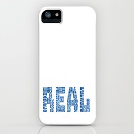 Real Madrid 2018 - 2019 iPhone Case