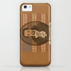 Not Throwing Away My Shot Slim Case iPhone 5c