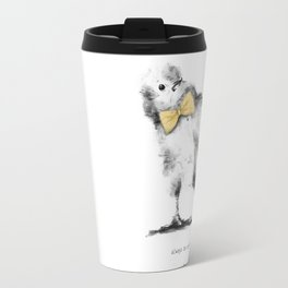 Be Always Curious Travel Mug