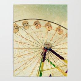 funtastic wheel Poster