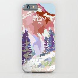 Alpine Lite II iPhone Case