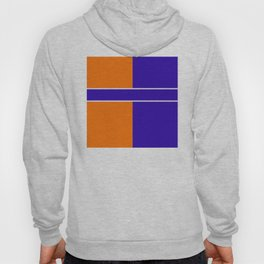 Team Color 6...blue,orange Hoody