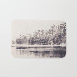 Papermill Lake Bath Mat