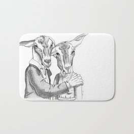 Goats Bath Mat