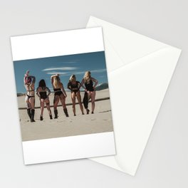 Beach Bums Stationery Cards