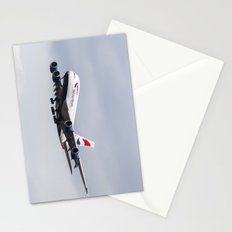 British Airways Airbus A380 Stationery Cards