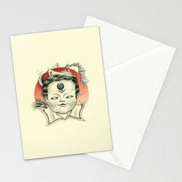 La destilación del marinero Stationery Cards
