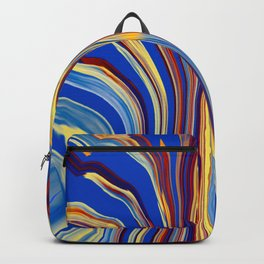 Bright and beautiful  Backpack