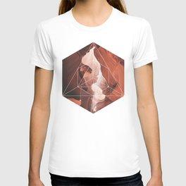 A Great Canyon - Geometric Photography T-shirt