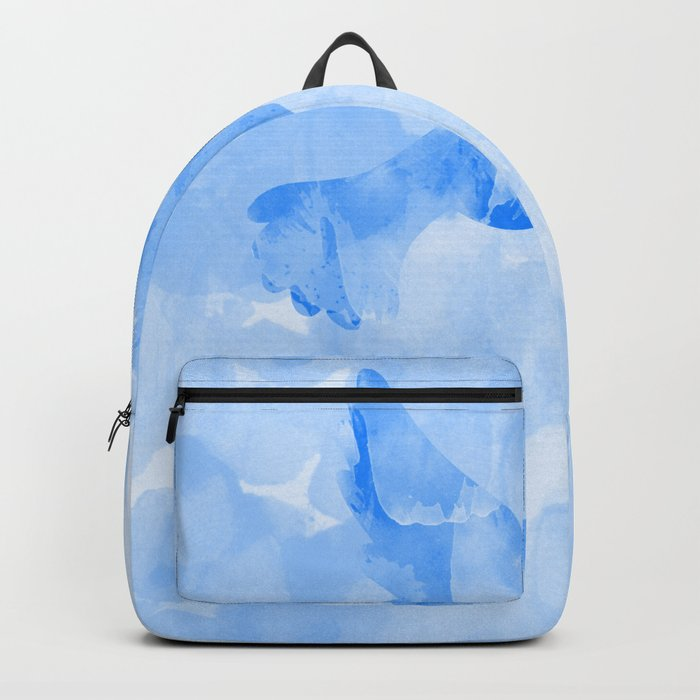 Abstract Flying Dove II Backpack