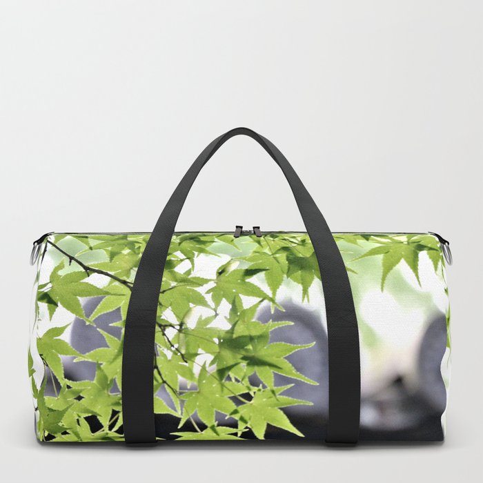 Leaf me to be Duffle Bag