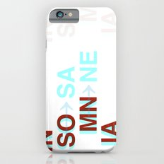 Insomnia / Insane iPhone 6s Slim Case