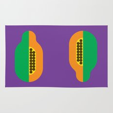 Fruit: Papaya Rug