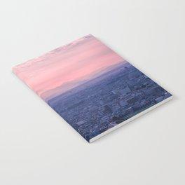 Mt. Fuji Over Tokyo Notebook
