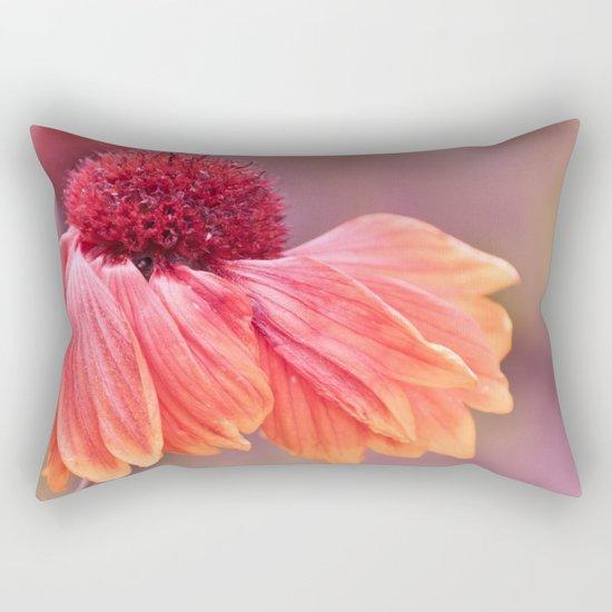 open your heart... Rectangular Pillow