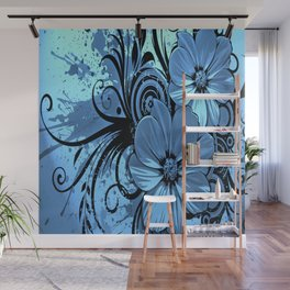Flovers Wall Mural