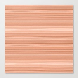 Cherry Wood Texture Canvas Print
