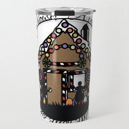 Hansel and Gretel Print Travel Mug