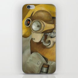 The Miner iPhone Skin