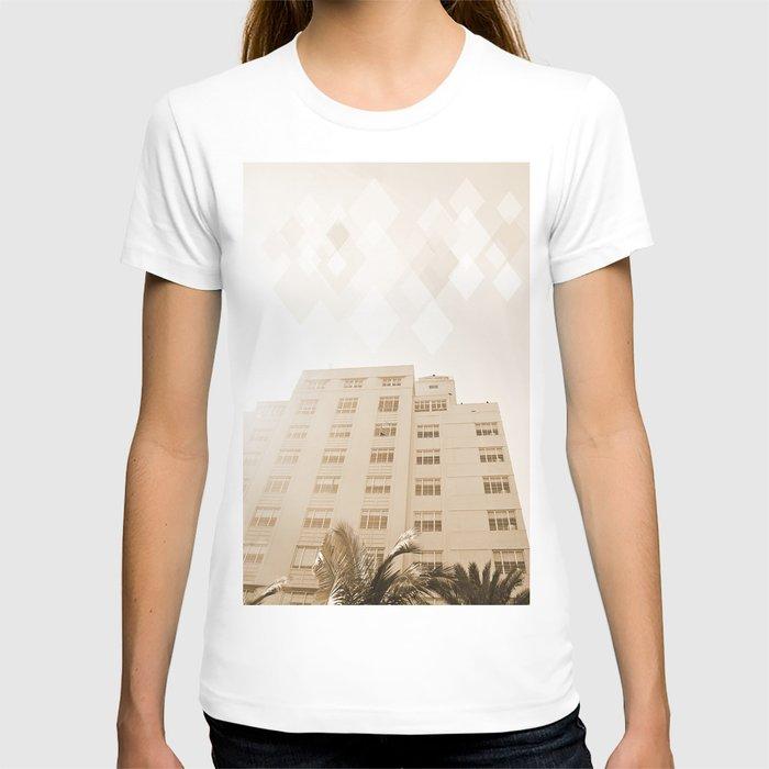 Beach hotel T-shirt