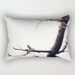 Small Tree Rectangular Pillow