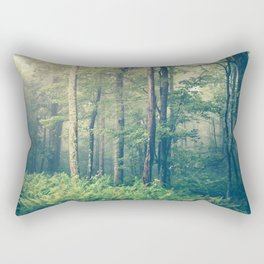Inner Peace Rectangular Pillow