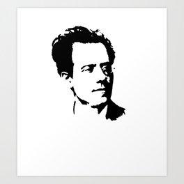 Great Googly Gustav Art Print