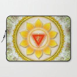 Manipura Chakra - Solarplexus Chakra Laptop Sleeve