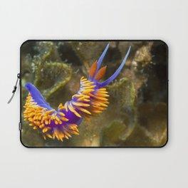 Spanish Shawl Nudibranch Laptop Sleeve