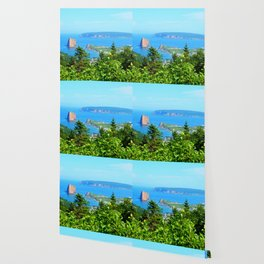 Perce From Dawn's Peak Wallpaper