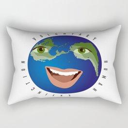 voluntary human extinction | part i Rectangular Pillow