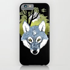 Wolf Phase iPhone 6s Slim Case