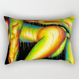 Feeling Your Warmth Rectangular Pillow