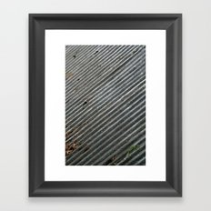 Abandoned Shed Framed Art Print