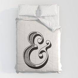 Ampersand Comforters