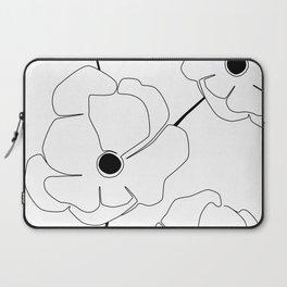 Bloomed Flower Laptop Sleeve