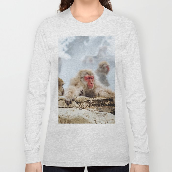 Ice Monkey Long Sleeve T-shirt