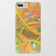 Orange Slim Case iPhone 7 Plus