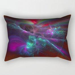 Burst of Confusion Rectangular Pillow