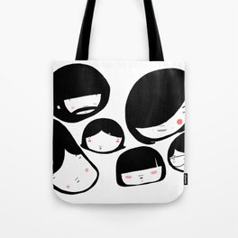 stones are people too  Tote Bag