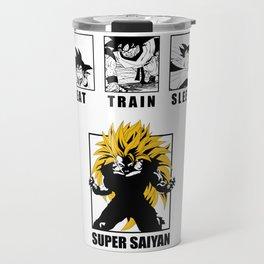 Super Saiyan Secret Travel Mug