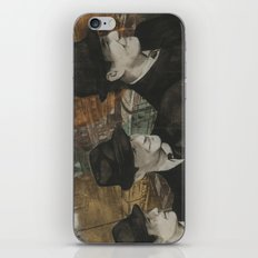 The Closers iPhone Skin