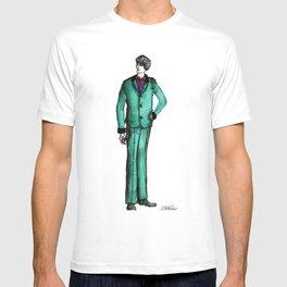 Beetles Green Dandy T-shirt