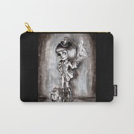 Miss Terry Riddles Carry-All Pouch