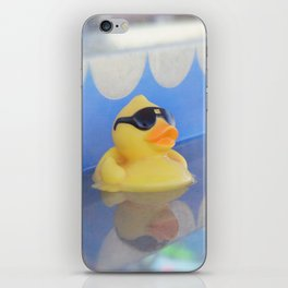 Rebel Duck iPhone Skin