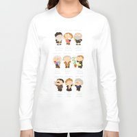 science Long Sleeve T-shirts featuring science by Alapapaju
