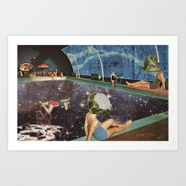 Heterotopia Art Print