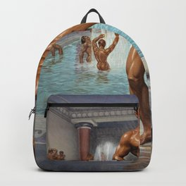 Bathhouse Boys Backpack